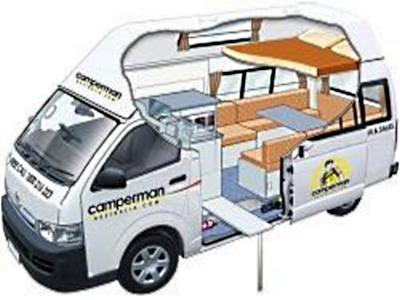 CampermanParadiseHighTopCampervan5Berth