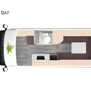 Kea-Luxury-Campervan---3-Berth-Day-interior
