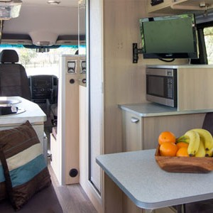 Kea-Luxury-Campervan---3-Berth-Interior-Shot