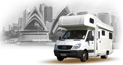 campervan rental sydney