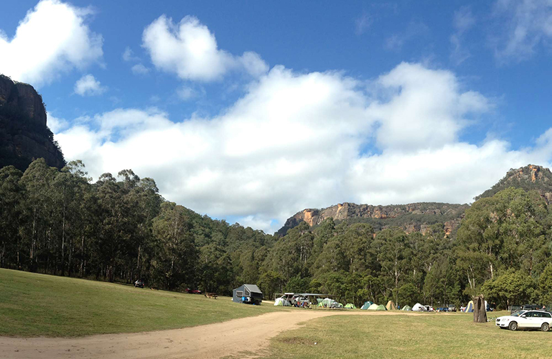 newnes-campground-in-wolan-valley