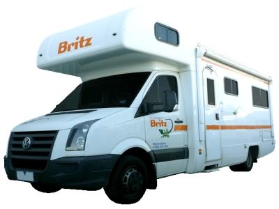 BritzExplorerMotorhome4Berth