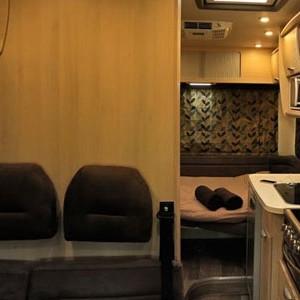 Kea Luxury Motorhome - 4 BerthLivingarea