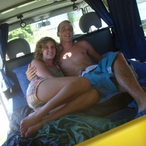 TravellersAutobarnBudgieCampervan2BerthInterior3
