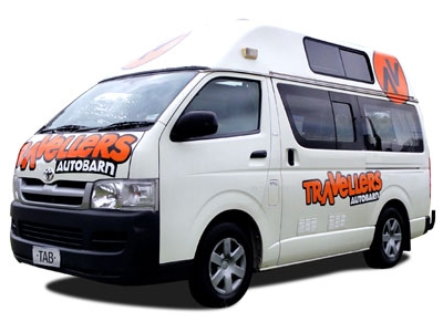 TravellersAutobarnKugaCampervan3Berth
