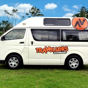 TravellersAutobarnKugaCampervan3BerthExterior