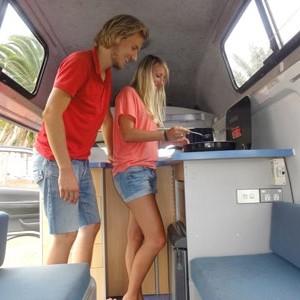 TravellersAutobarnKugaCampervan3BerthInterior1